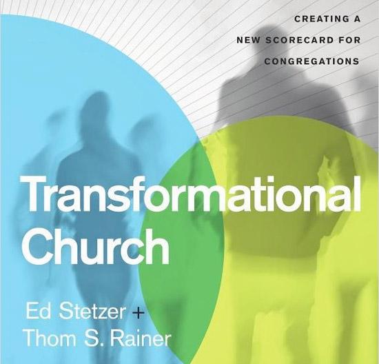 Transformational Church Book Cover