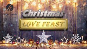 Christmas Love Feast