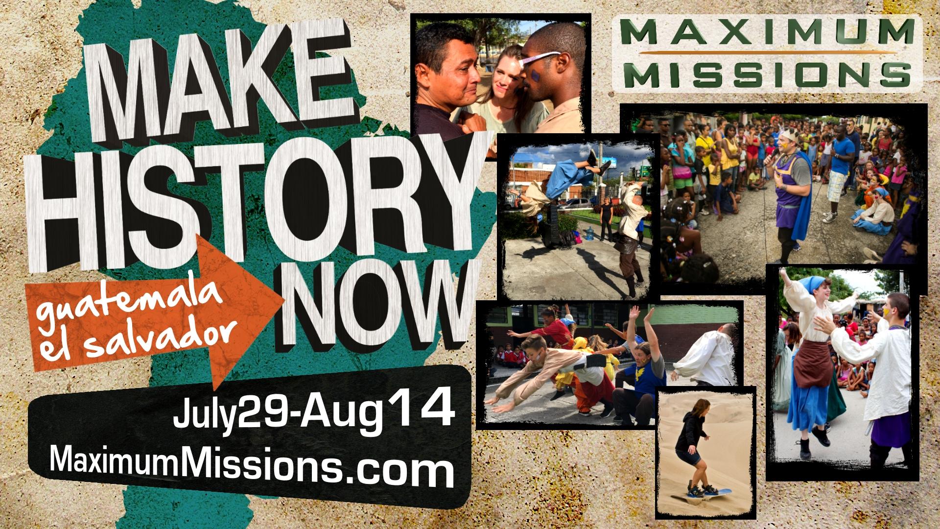 Maximum Missions 2019