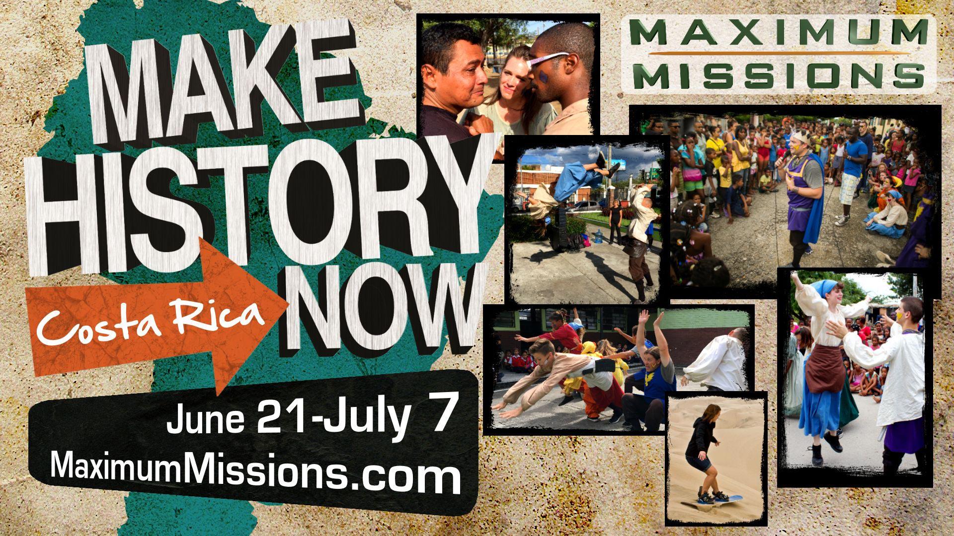 Maximum Missions: Costa Rica 202