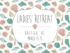 Ladies Retreat 2020